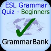 ESL Grammar Quiz - Beginners