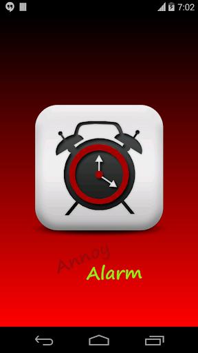 Annoy Alarm