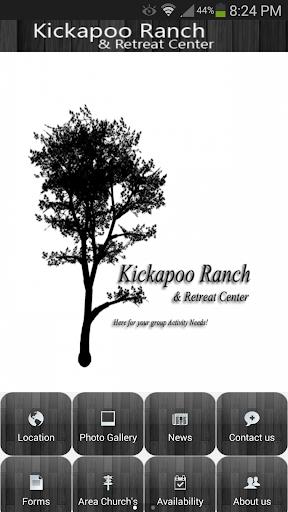 Kickapoo Ranch Retreat Center