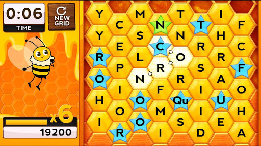 Words With Bees
