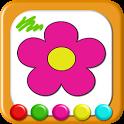 Coloring Games Preschool icon