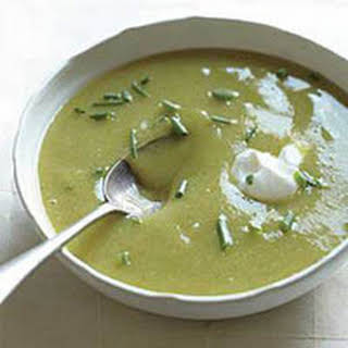Potato-Leek Soup.