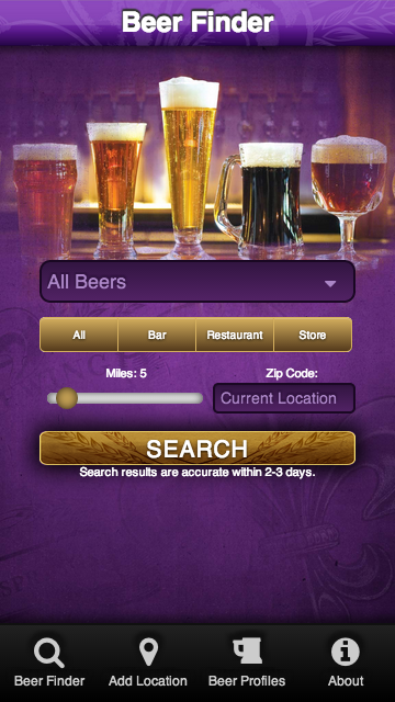 Abita App- screenshot