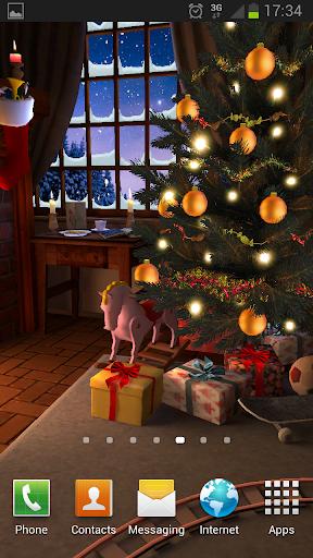 Christmas Home LWP Free