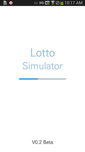 Lotto Simulator - 6 45+1