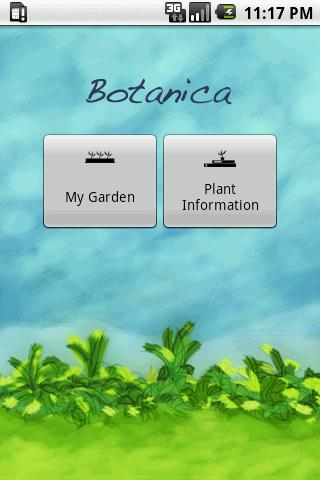 Botanica - screenshot