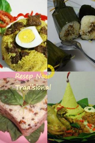 Resep Nasi Tradisional