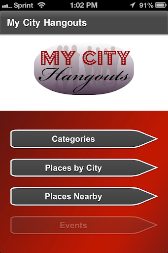 My City Hangouts