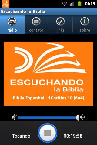 Escuchando la Biblia