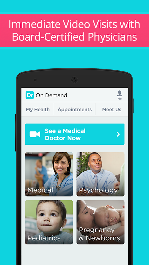Doctor On Demand: MD & Therapy - screenshot