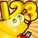 number board logo