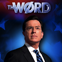 The Colbert Report's The Word icon