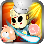 Ninja Barbecue Party App
