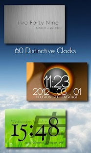 One More Clock Widget - screenshot thumbnail