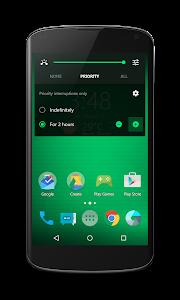 Neon Green - CM12.1 Theme v1.4.3