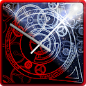Hypno Clock Live Wallpaper PRO icon