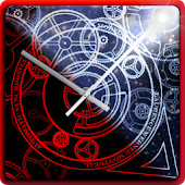 Hypno Clock Live Wallpaper PRO
