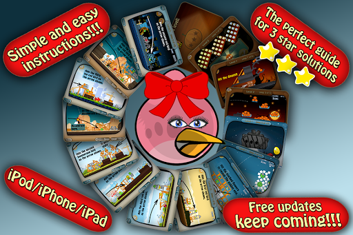 Stella Guide for Angry Birds