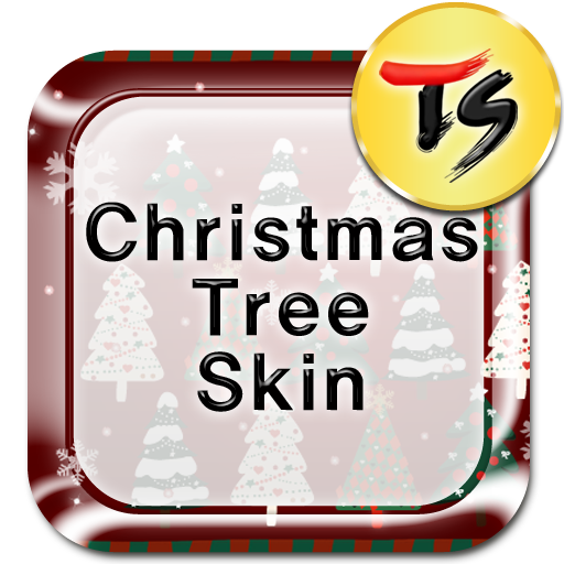 圣诞树皮肤 for TS 键盘 LOGO-APP點子