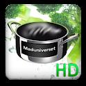 Maduniverset HD simpel tablet logo