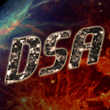 DSA - Deep Space Asteroids icon
