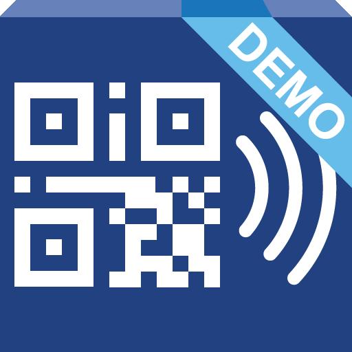 无线条码扫描器演示 程式庫與試用程式 App LOGO-APP試玩
