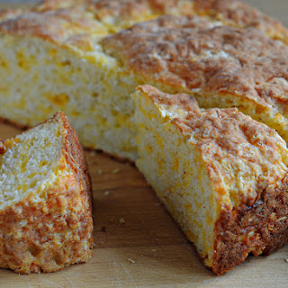 Irish Cheddar Soda Bread