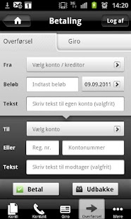 Mobilbank - screenshot thumbnail