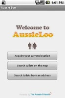 Screenshot of Aussie Loo