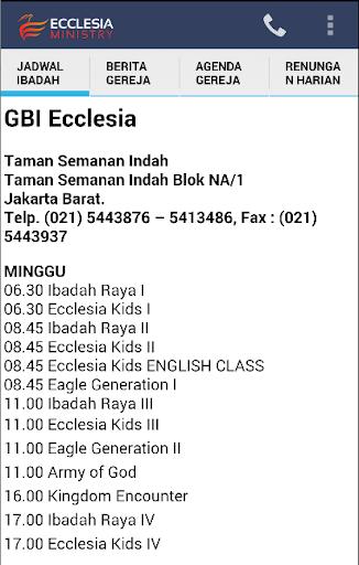 GBI Ecclesia