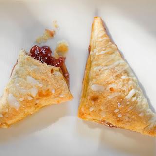 Cherry Jam Hand Pies.
