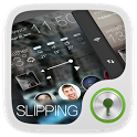 Slipping GO Locker Theme icon