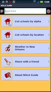 NOLA Parent's Guide- screenshot thumbnail