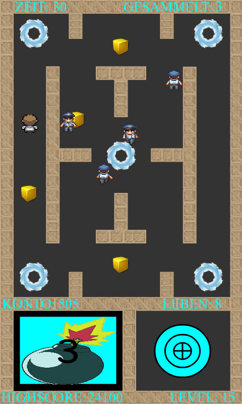 Pac-Bomber - screenshot