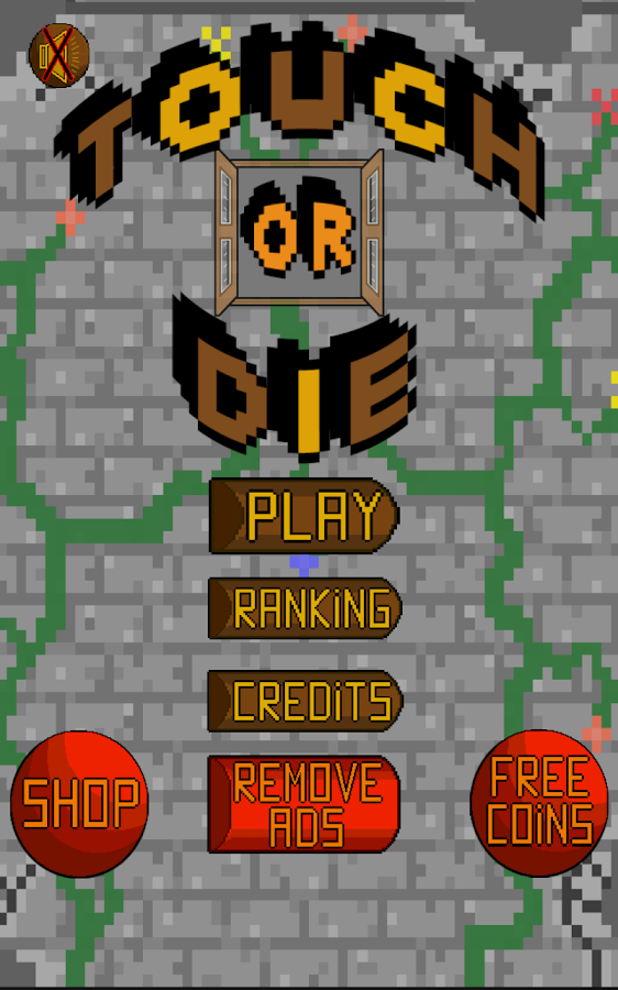 Touch or Die- screenshot