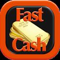 200 Dollar loan payday icon