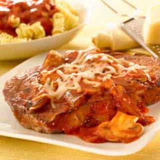 Steak Mozzarella Recipes.