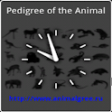 Pedigree of the Animal logo