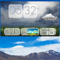 Purdy Clock - UCCW Skin icon