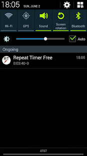 Repeat Timer Free- screenshot thumbnail
