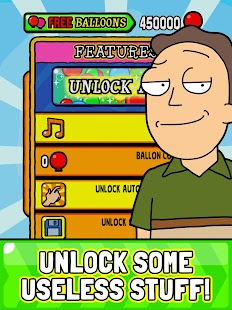 Rick and Morty: Jerry's Game- screenshot thumbnail