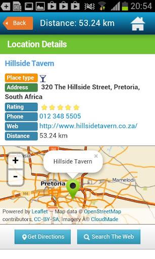 玩旅遊App|約翰內斯堡地圖和指南免費|APP試玩