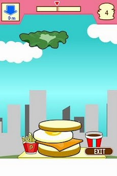 積んでけハンバーガーのおすすめ画像2