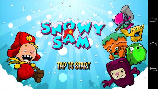 Snowy Sam