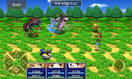 RPG Eve of the Genesis HD Screenshot 4