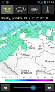 Předpověď počasí - Aladin- screenshot thumbnail