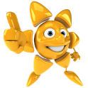 Sun Flashlight App icon
