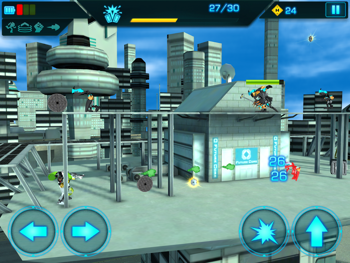LEGO® Hero Factory Invasion IT - screenshot