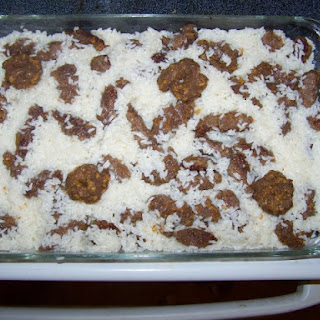 Halloween Kitty Litter Casserole Recipe