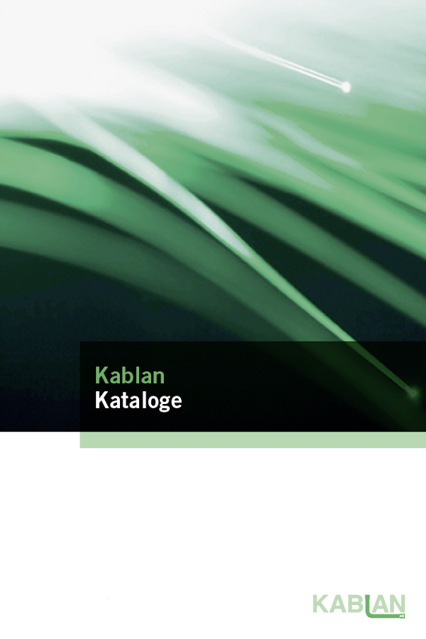 Kablan Kataloge- screenshot